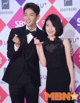 Lee Jun Ki i IU